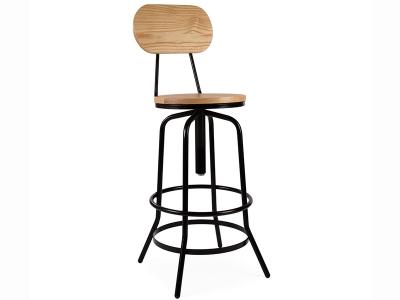 Image de la chaise design Silla de barra Chelsea
