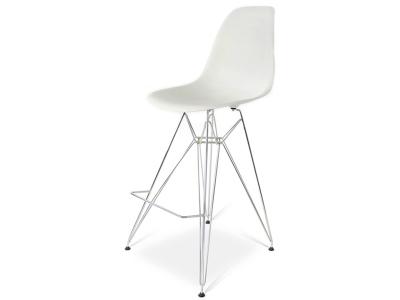 Image de la chaise design Silla de barra DSR - Blanca