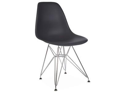 Image de la chaise design Silla DSR - Antracita