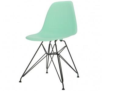 Image de la chaise design Silla DSR - Menta verde