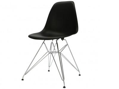 Image de la chaise design Silla DSR - Negro