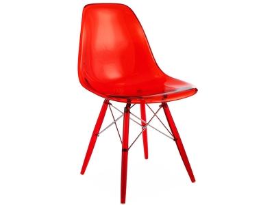 Image de la chaise design Silla DSW All Ghost - Rojo