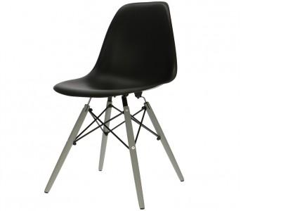 Image de la chaise design Silla DSW - Negro