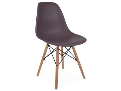 Image de la chaise design Silla DSW - Taupe