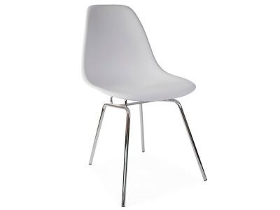 Image de la chaise design Silla DSX - Blanca