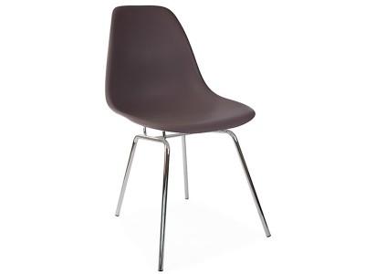 Image de la chaise design Silla DSX - Taupe