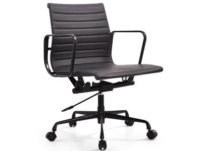 Image de la chaise design Silla EA117 Edición Especial - Negro