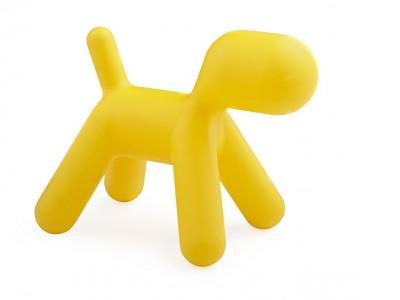Image de la chaise design Silla Niño Puppy - Amarillo