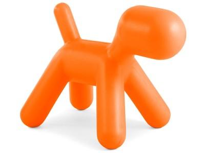 Image de la chaise design Silla Nino Puppy Medium - Naranja