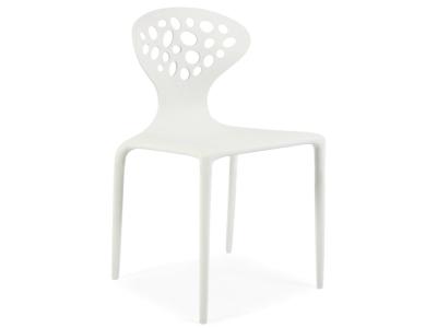 Image de la chaise design Silla Supernatural - Blanco