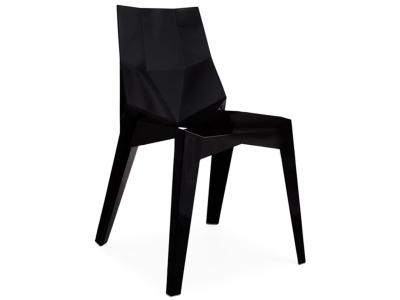 Image de la chaise design Silla The Shard - Negro