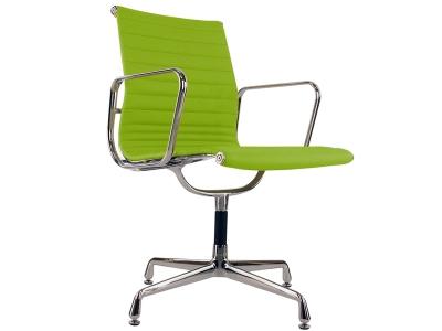 Image de la chaise design Silla visitante EA108 - Verde manzana