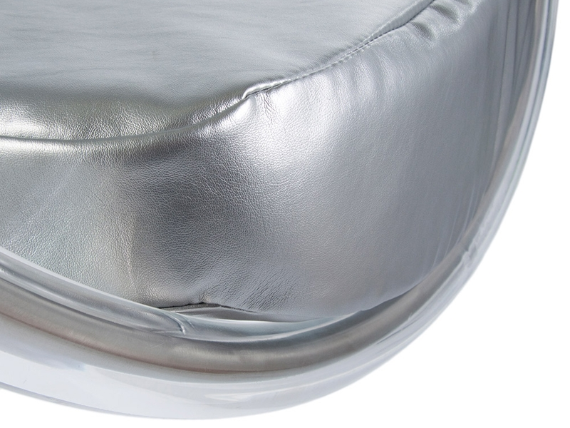 Image du fauteuil design Silla Bubble Eero Aarnio - Plata