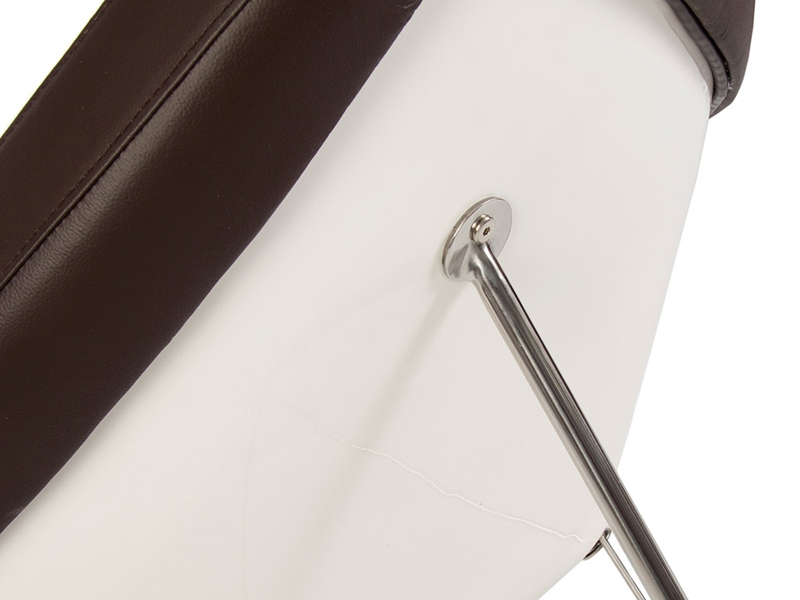 Image du fauteuil design Silla Coconut Nelson - Marrón
