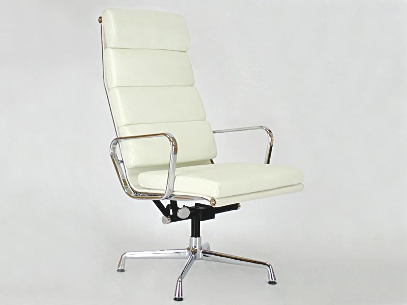 Image du fauteuil design Silla Lounge EA222 - Blanca