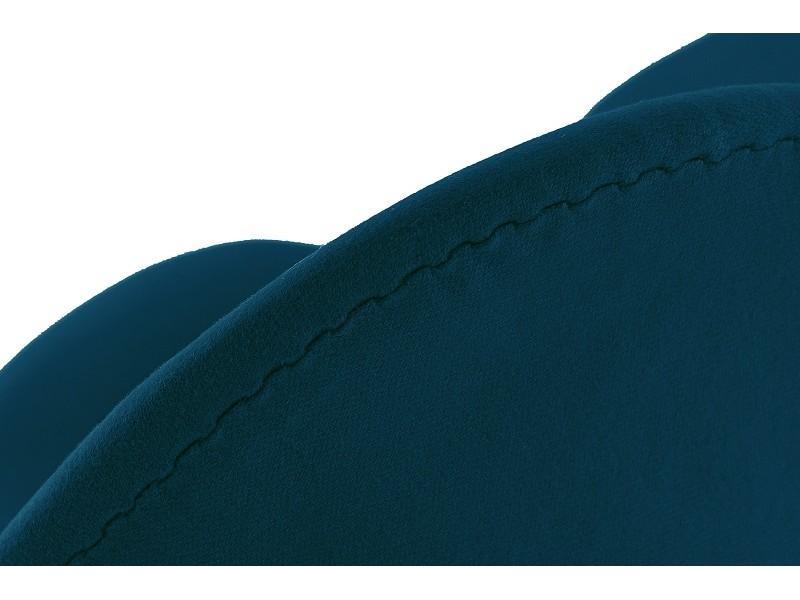 Image du fauteuil design Silla Swan Arne Jacobsen - Azul real