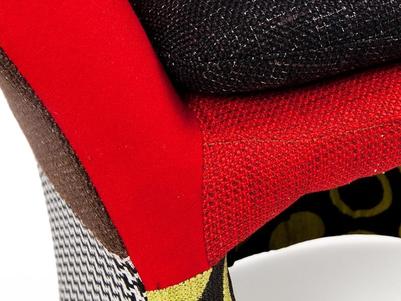 Image du fauteuil design Sillón Bay Lounge - Patchwork