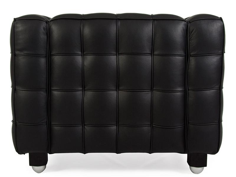 Image du fauteuil design Sillón Kubus - Negro