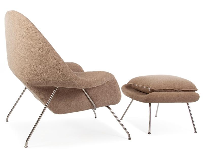 Image du fauteuil design Sillón Womb - Arena