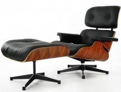 Image du fauteuil design Premium Sillón Lounge Eames - Palisandro