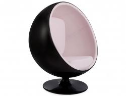 Image du fauteuil design Silla Ball Eero Aarnio - Blanco