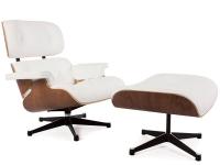 Image du fauteuil design Premium  Sillón Lounge COSY - Nogal