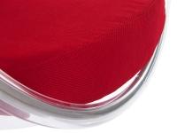 Image du fauteuil design Silla Bubble Eero Aarnio - Rojo