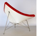 Image du fauteuil design Silla Coconut Nelson - Roja