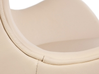 Image du fauteuil design Sillón Egg Arne COSYSEN - Beige