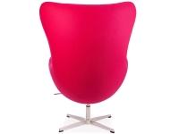 Image du fauteuil design Sillón Egg Arne COSYSEN - Rosa