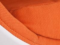 Image du fauteuil design Sillón Egg oval - Naranja