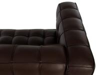 Image du fauteuil design Sillón Kubus - Marrón