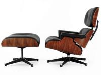 Image du fauteuil design Sillón Lounge COSY - Palisandro