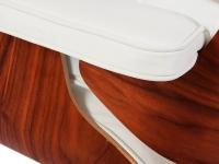 Image du fauteuil design Sillón Lounge Eames - Palisandro