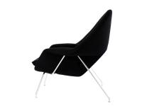 Image du fauteuil design Sillón Womb - Negro