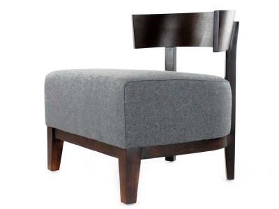Image du fauteuil design Thomas Chair - Gris