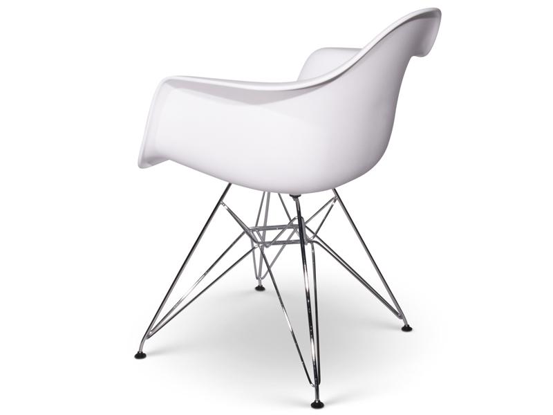 dar eames stuhl wei. Black Bedroom Furniture Sets. Home Design Ideas