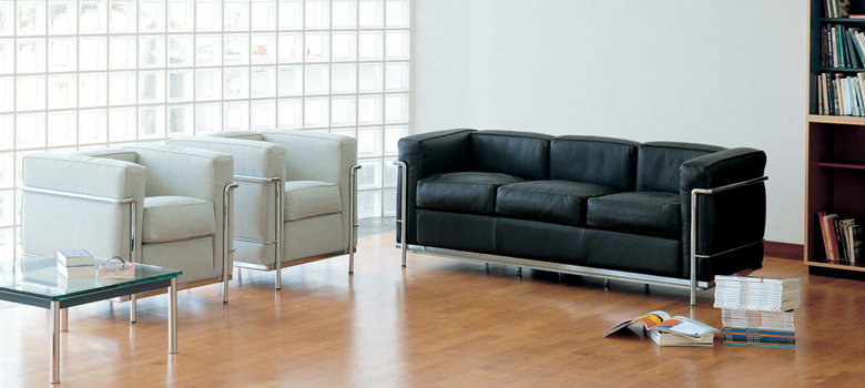 lc2 sofa gesucht g nstige reproduktionen. Black Bedroom Furniture Sets. Home Design Ideas