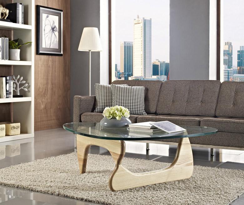 Table Basse Noguchi Famous Design Reproductions De