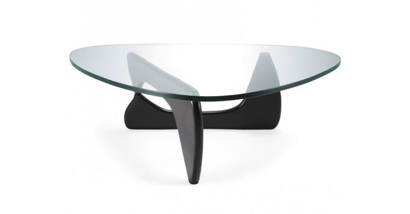 Table Basse Noguchi Noir