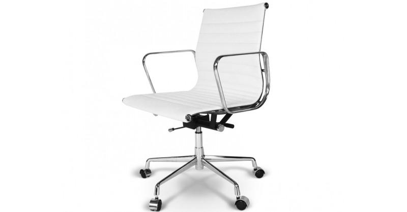 chaise eames alu ea117 blanc. Black Bedroom Furniture Sets. Home Design Ideas