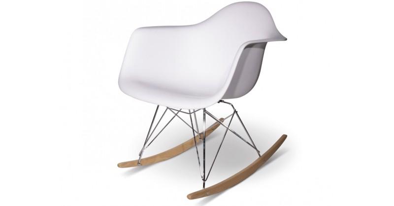 Eames rocking chair rar blanc - Prix d un rocking chair ...