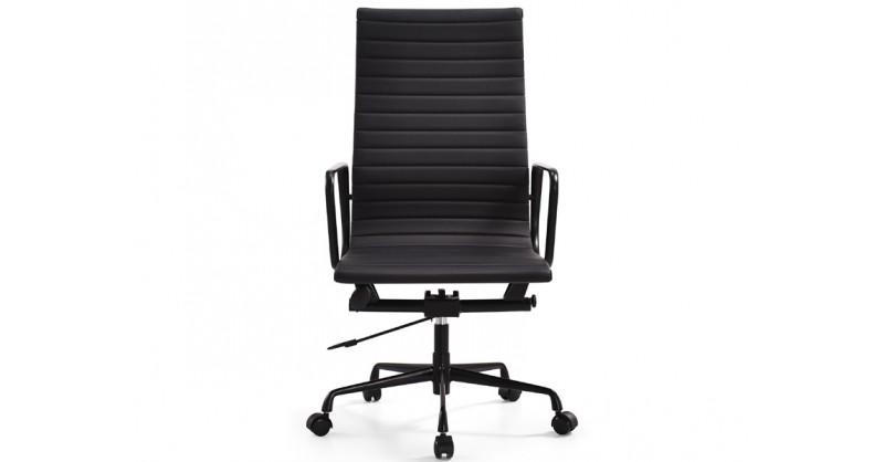 Chaise ea119 edition sp ciale noir for Chaise longue speciale