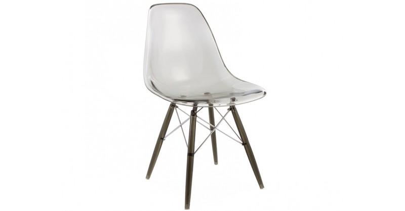 chaise charles & ray eames dsw - daw eiffel - dsr - dar - Chaise Eames Fibre De Verre