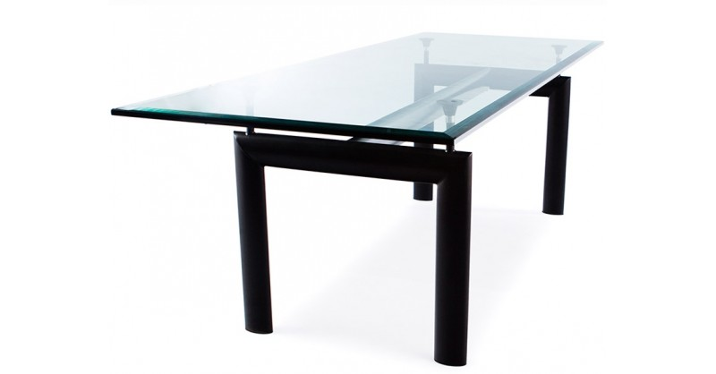 LC6 Le Corbusier dining table