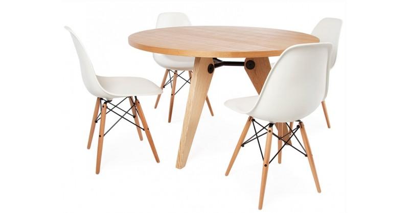 Tisch designklassiker rund  Designer-Stühle und -Möbel bester Qualität: Famous-Design