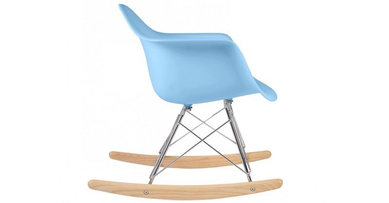 kids eames rocking chair rar blue