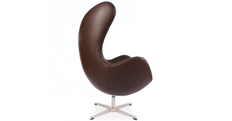 Egg Sessel Arne Jacobsen  Braun