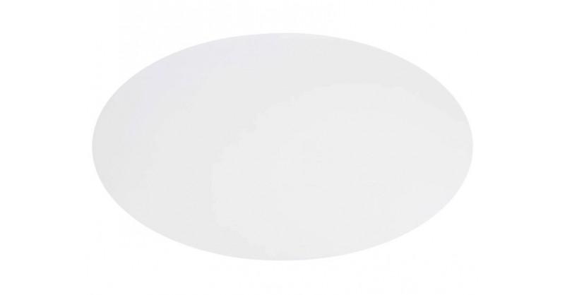 oval tisch saarinen mit 6 st hlen. Black Bedroom Furniture Sets. Home Design Ideas