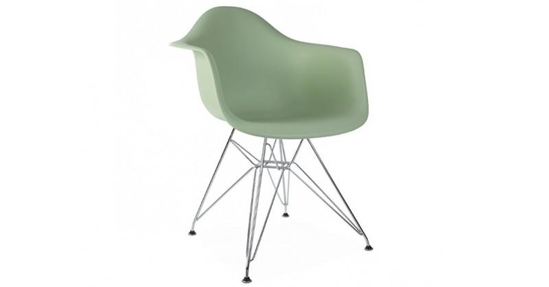 dar stuhl mandel gr n. Black Bedroom Furniture Sets. Home Design Ideas